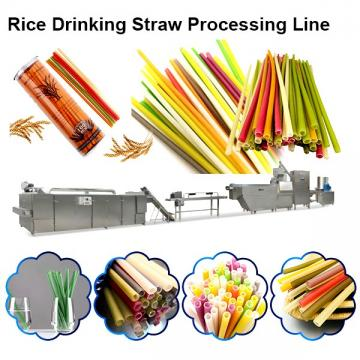 Domestic top biodegradable eco-friendly drinking straw extruder
