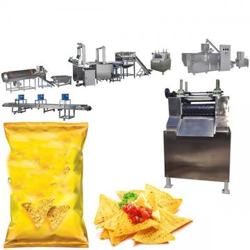 Frying Tortilla Doritos Chips Food Making Machinery