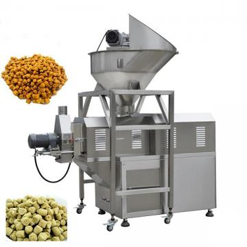 Dog Chewing Machinery Extruding Pet Snack Making Production Equipment for Pet Chewing Processing Line