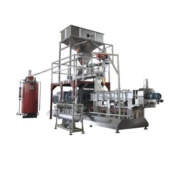 Pet Dog Dental Chew Treat Production Machine Line