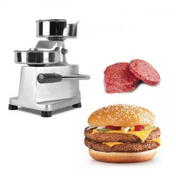 Commercial Hamburger Burger Patty Press Making Shaper Equipment