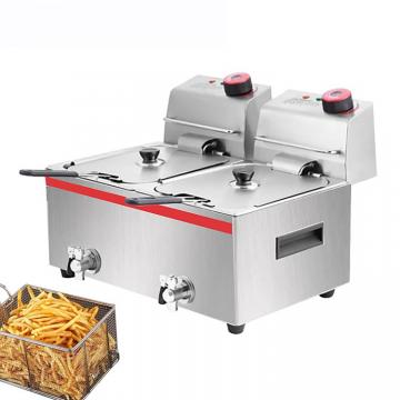 Stainless Steel 304 Commercial General Electric Deep Fryer