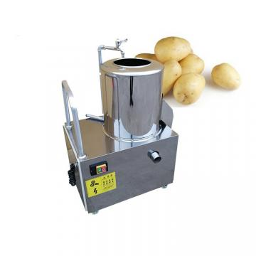 Humanized Design of New Type Potato Cleaning and Peeling Machine (TS-M600)