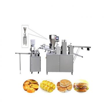 Automatic Hamburger Toast Cake Baguette Bun Loaf Bread Production Line