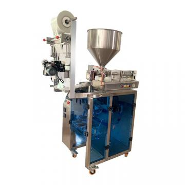 Butter Cream Treatment Sachet / Hair Dye Paste Packaging Machine