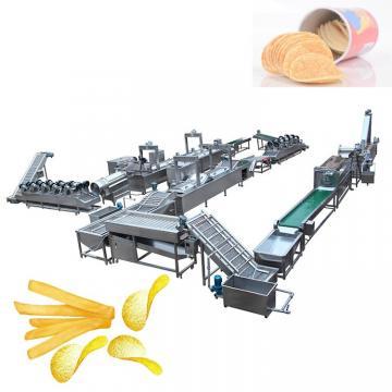 Automatic Fruit Potato Chips Cutting Machine Price Potato Chips Making Machine