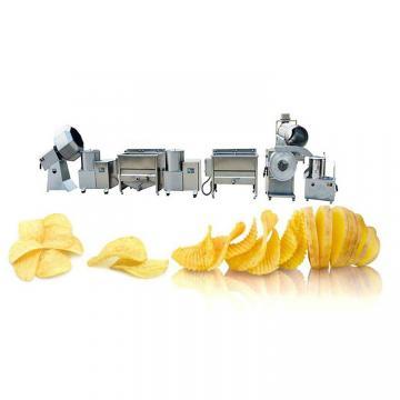 Large Automatic Banana Potato Chips Cutter Cutting Making Machine with Good Price