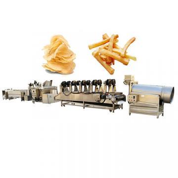 Potato Chips Frozen French Fries Food Making Machine