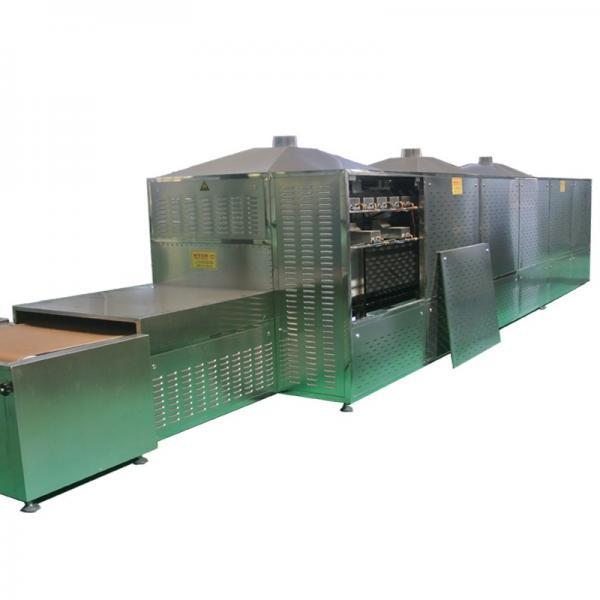 Tunnel Microwave Wheat Germ Drying Machine