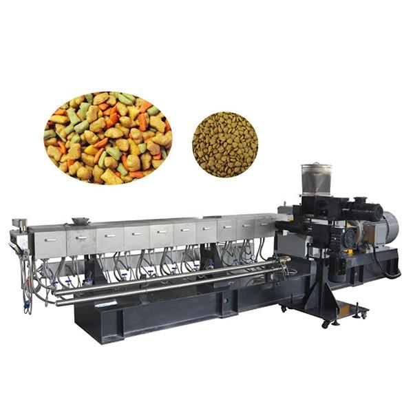 Dog Treat Dog Chews Processing Machine Factory