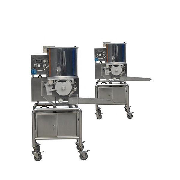 Commercial Adjustable Small Hamburger Patty Press Maker Machine