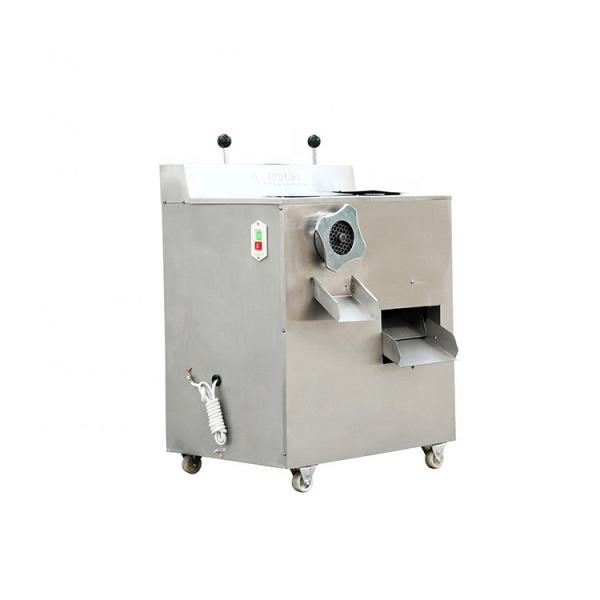 Duck/Fish/Chicken and Other Small Animal Carcasses Crushed Bone Machine, Meat Grinder
