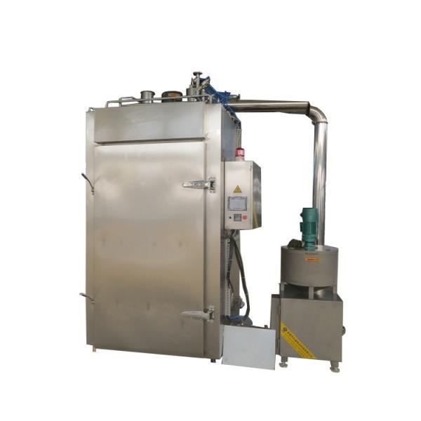 Industrial Fish Smoker Fish Smoking and Drying Machine Smokehouse