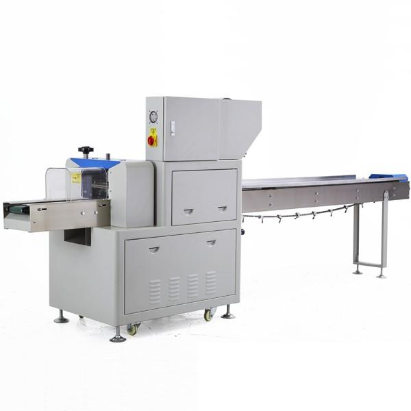Automatic Double Flavor Biscuit Sandwiching Machine and Packing Machine