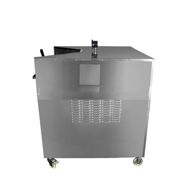 Chicken Fillet Dipping Machine Fish Cake Dipping Sizing Equipment Tempura Thick Pulp Wrapping Machine