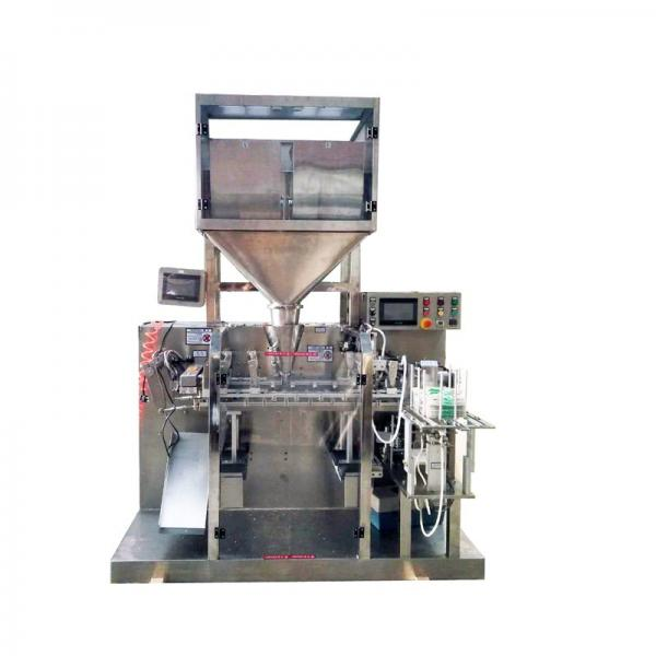 Automatic Vertical Food Packaging Machine with Zipper Bag/Doypack/Quad Seal Bag