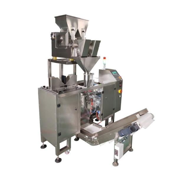 Horizontal Antomatic Water/Powder Filling Packing/Packaging/Package Machine for Doypack Stand up Pouch (AP-1BT)
