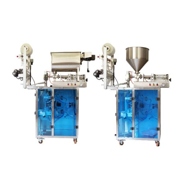 Dpp-88y Automatic Small Butter Blister Packing Machine