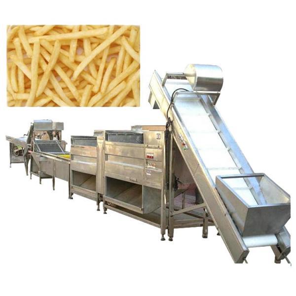Automatic Potato Chips Puffed Snacks Making Machine Price Slanty Snack Bar Twin Screw Extruder Prices Puffed Corn Chips Snacks Food Making Machine
